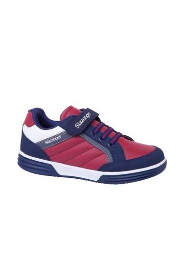 Slazenger Spor Ayakkabı Bordo